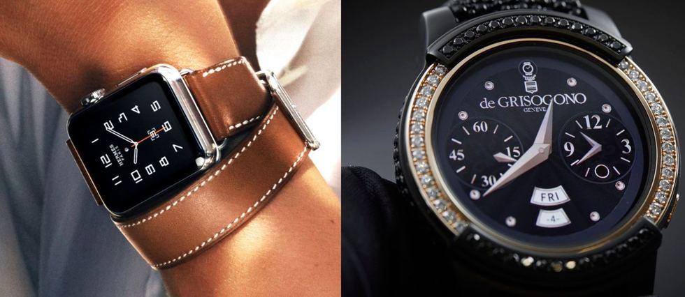Le duel des smartwatches bientôt relancé entre Apple et Samsung ?
