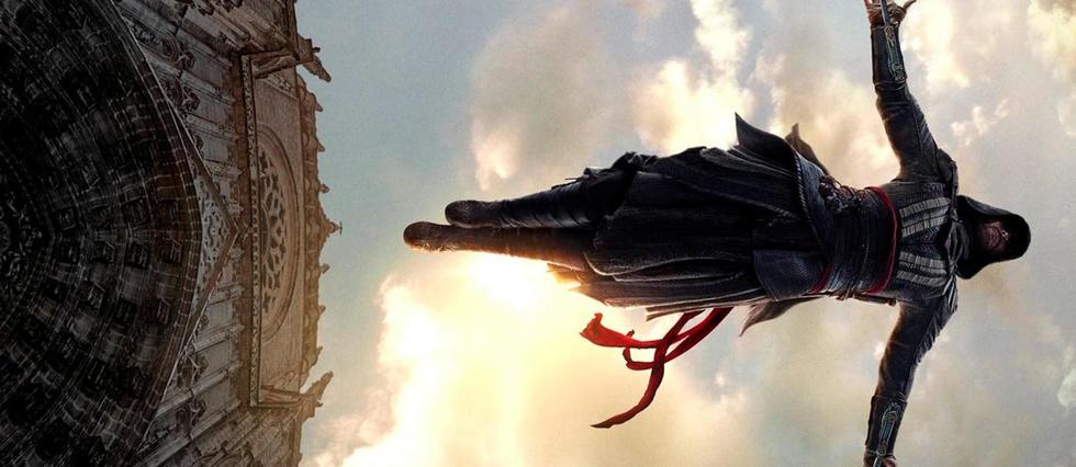 Michael Fassbender incarne le mercenaire Callum Lynch dans l'adaptation du célèbre jeu vidéo d'Ubisoft (au cinéma le 21 décembre).