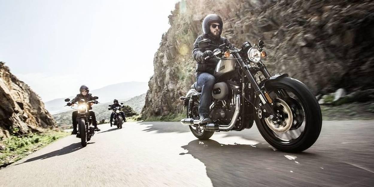 """Risultato immagini per motociclista harley davidson"""""""