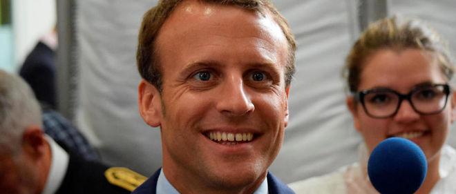 Emmanuel Macron va encore se faire des amis chez les socialistes. Image d'illustration.
