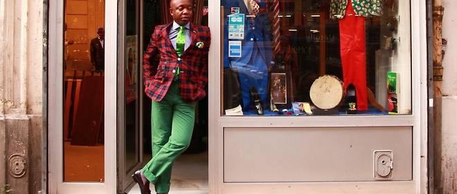 Bachelor, propriétaire du magasin Connivences à Paris.
