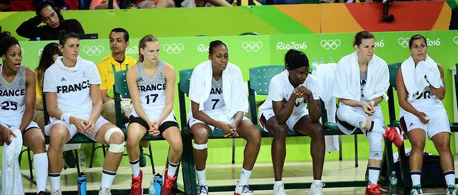 Les joueuses françaises se sont inclinées et ne décrocheront pas une nouvelle médaille.