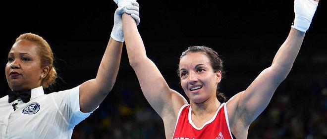 Sarah Ourahmoune est médaillée d'argent. Image d'illustration.
