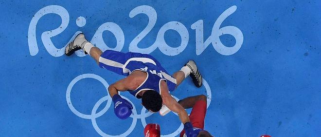 Les Jeux olympiques se terminent ce dimanche. Image d'illustration.