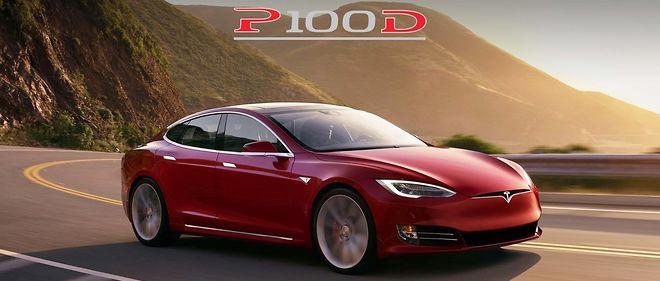 Grâce à sa nouvelle batterie de 100 kWh de capacité, la Tesla Model S gagne en autonomie et en performances.