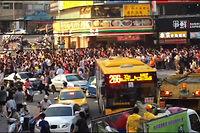 Les habitants de Taipei, la capitale de Taïwan, raffolent du jeu Pokémon Go. ©Le Point.fr