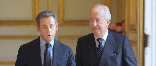 Les alliances entre Nicolas Sarkozy et Édouard Balladur remontent à loin.