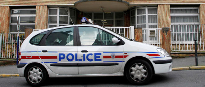 Un véhicule de police. Image d'illustration.