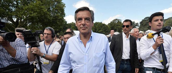 François Fillon est candidat à la primaire des Républicains.