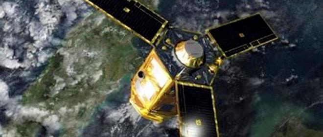 """Le 15 août 2016,la Chine a lancéun satellite dit """"quantique""""."""