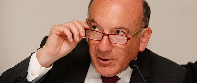 Le présidentde l'organisation patronale, Pierre Gattaz.