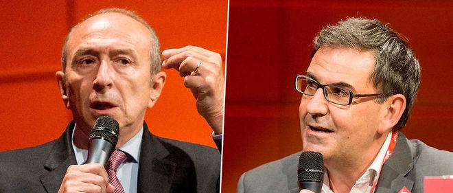 Gérard Collomb a désigné son successeur pour la mairie de Lyon : David Kimelfeld.