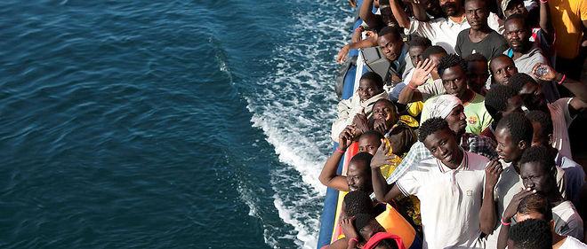 Des milliers de migrants tentent de rejoindre les côtes européennes.