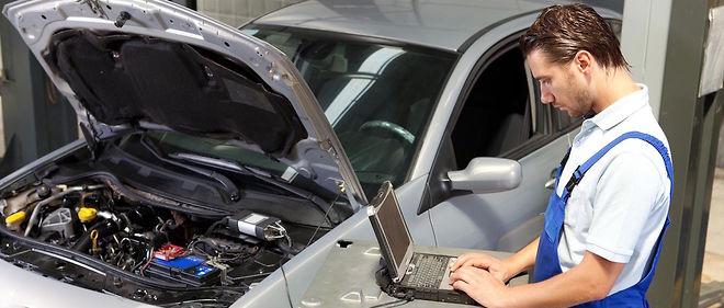 L'ordinateur permettra de dépister tous les rejets polluants importants des automobiles