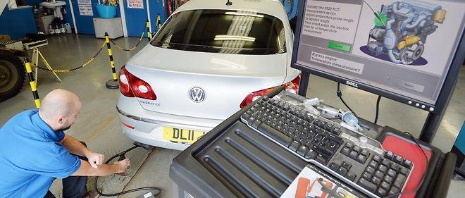 Les inspecteurs australiens se sont penchés aussi sur les moteurs diesel VW