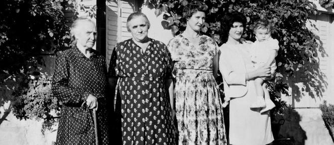 Une famille de 5 générations. La mobilité sociale est-elle possible ?