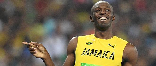 Usain Bolt, à Rio, le 17 août 2016.