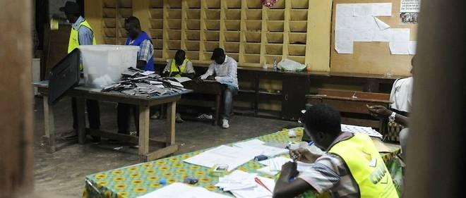 Le Gabon dans l'attente des résultats de la présidentielle le 28 août dernier.
