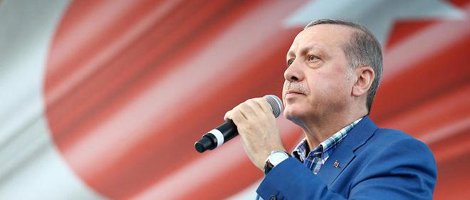 "Le président turc Recep Tayyip Erdogan, le ""Mussolini sunnite""."