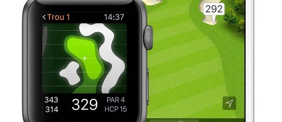 Spécial golf : FunGolf s'invite sur Apple Watch