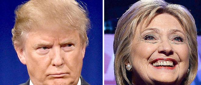 Discret sur le malaise d'Hillary Clinton, Donald Trump a souhaité un prompt rétablissement à sa rivale qui souffre d'une pneumonie.