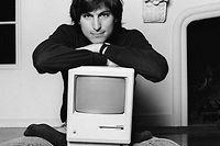 Une photo du look Steve Jobs devenue mythique après sa parution en une du Time Magazine.