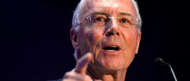 Franz Beckenbauer aurait été grassement rémunéré lors de sa présidence du comité d'organisation de la Coupe du monde 2006.