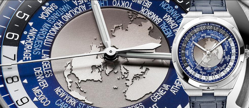 Vacheron Constantin réinvente la montre de voyage
