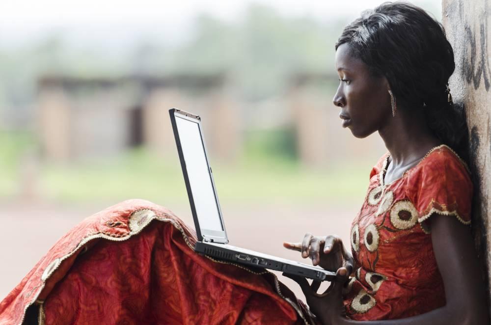 Grâce à la révolution numérique, l'Afrique s'est ouverte au financement participatif.  ©  Image courtesy of Shutterstock