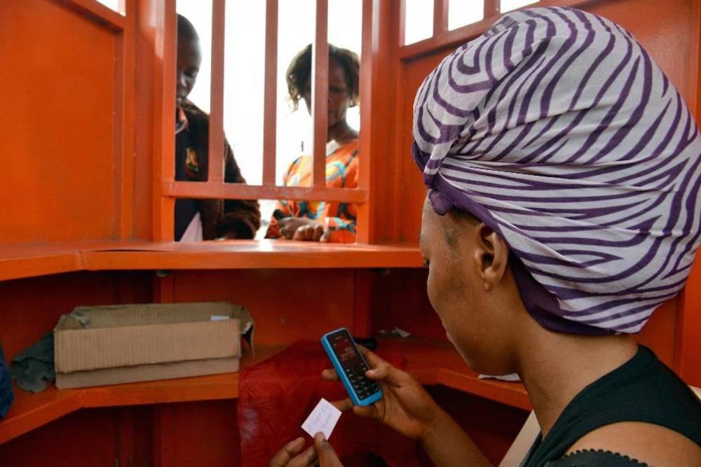 Après le crowfunding où finalement c'est la foule qui porte le risque, le « co-funding », permet de co-investir avec les particuliers dans les entreprises sélectionnées. ©  AFP/Issouf Sanogo