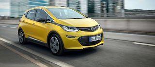 Du format d'un Renault Captur, l'Opel Ampera-e est une voiture électrique disposant d'une autonomie de plus de 400 km qui arrivera sur le marché français au printemps 2017.