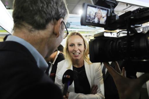 Marion Maréchal-Le Pen le 17 septembre 2016 à Fréjus © Franck PENNANT AFP/Archives