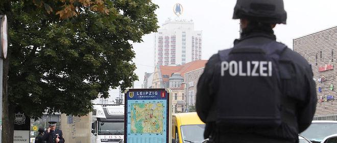 Le suspect avaiitdes contacts avec une personne vivant à l'étranger et ayant des liens avec Daech.