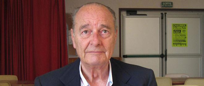 Jacques Chirac est dans les pensées des 251 habitants du petit village de Sarran.