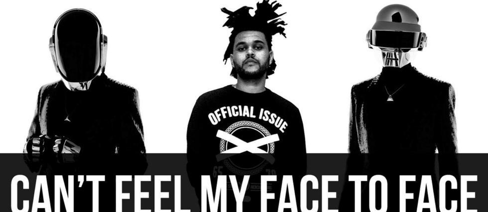 Daft Punk et The Weeknd collaborent sur Starboy.