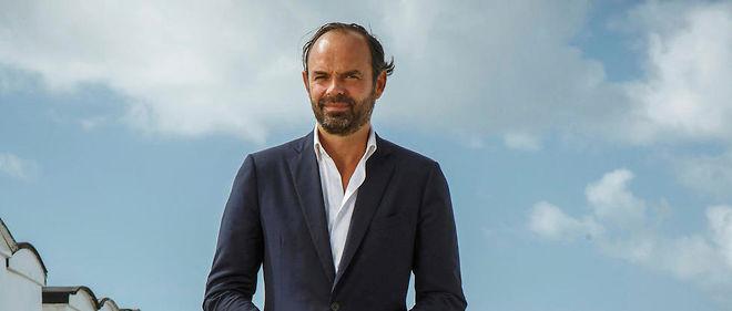 Édouard Philippe, maire LR, Les Republicains du Havre, President de la Communaute de l'agglomération havraise.