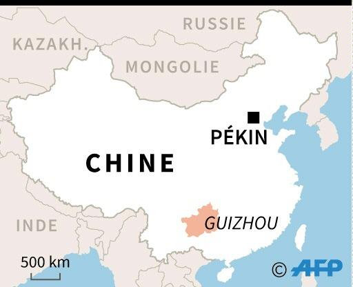 Le plus grand radiotélescope du monde en Chine © Kun TIAN, Gillian HANDYSIDE AFP