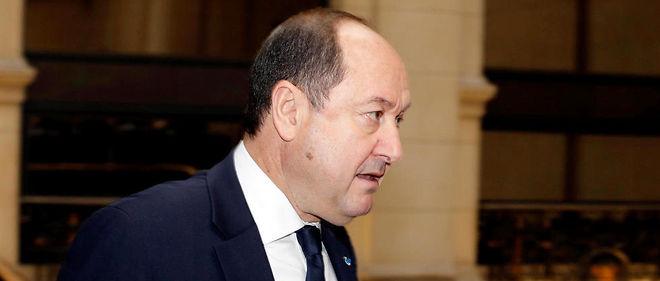 Bernard Squarcini aété déféré au pôle financier pour une éventuelle mise en examen.