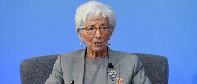 Christine Lagarde a concédé que les gains du commerce et de la mondialisation devaient être mieux partagés.