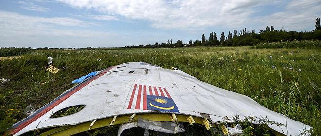 Le Boeing 777 de la Malaysia Airlines avait été abattu le 17 juillet 2014 au-dessus de la zone de conflit dans l'est prorusse de l'Ukraine.