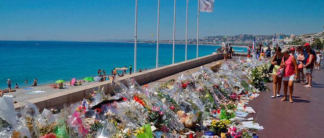 L'attentat du 14 juillet a tué 86 personnes et fait 484 blessés.