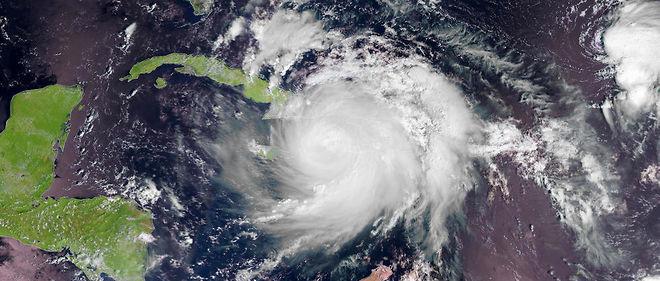 L'ouragan Matthew menace désormais les États-Unis.