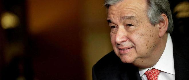 L'ancien Premier ministre portugais Antonio Guterres a été le chef de la mission de l'ONU pour les réfugiés durant 10 ans