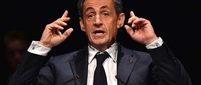 "Le ""roman national"", l'une des expressions favorites de Nicolas Sarkozy."