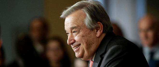 António Guterresété le chef du Haut-Commissariat pour les réfugiés pendant 10 ans.