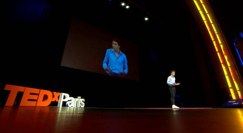 Guillaume Benech ©  capture d'écran YouTube