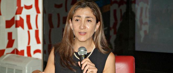 """Ingrid Betancourt estime que Juan Manuel Santos """"mérite"""" le prix Nobel."""