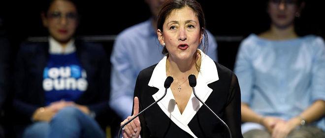 Ingrid Betancourt a participé au meeting de Nicolas Sarkozy et a vanté ses mérites.
