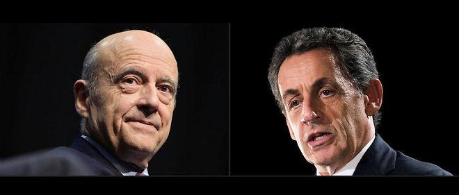 Alain Juppé et Nicolas Sarkozy s'affronteront en direct jeudi soir, à l'occasion du premier débat de la primaire de la droite.