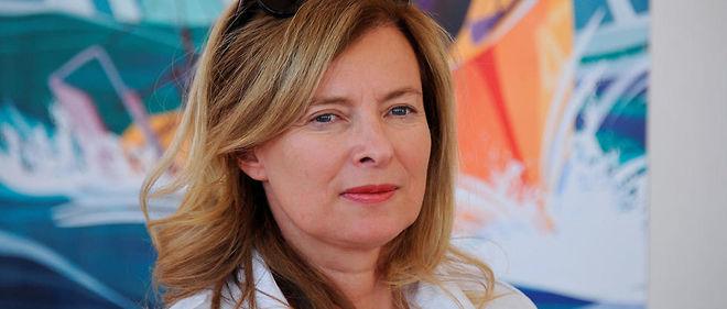 Valérie Trierweiler a publié sur Twitter le SMS de 2005 attribué à François Hollande.